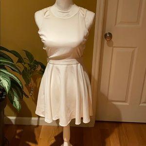 Xenia strappy dress